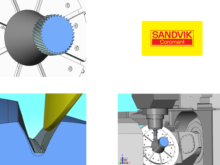Sandvik's Invomill technology on D500 - Leading the technology wave