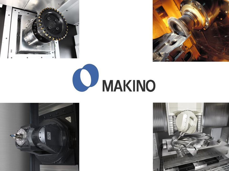 Why is Makino producing his own spindles?
