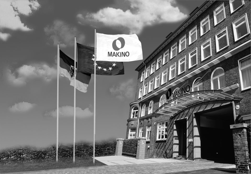 New name: Makino GmbH