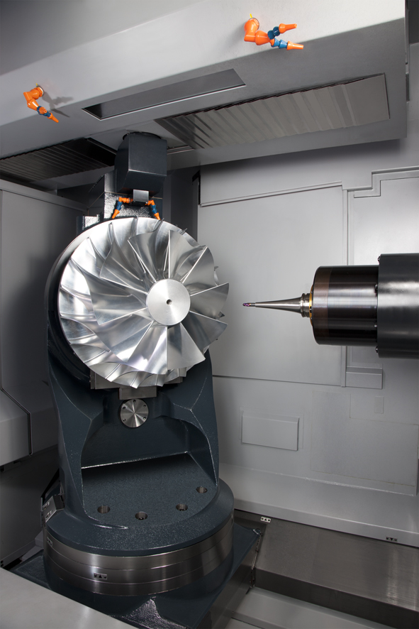 What is an impeller?