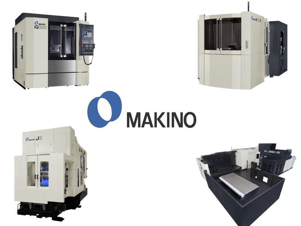 What makes Makino such a special manufacturer?