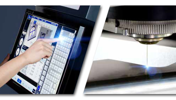 Makino's Hyper-i™ Control User-friendly Interface that Boosts EDM Productivity